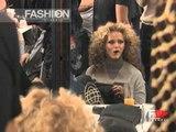 """Valentino"" Backstage Autumn Winter 1999 2000 Paris pret a porter woman by FashionChannel"