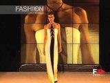 """Fausto Sarli"" Autumn Winter 1999 2000 Rome 6 of 7 Haute Couture woman by FashionChannel"