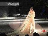 """Fausto Sarli"" Autumn Winter 1999 2000 Rome 7 of 7 Haute Couture woman by FashionChannel"