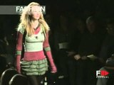 """""""Betsey Johnson"""" Autumn Winter 1999 2000 New York 4 of 6 pret a porter woman by FashionChannel"""