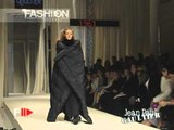"""Jean Paul Gaultier"" Autumn Winter 1999 2000 Paris 8 of 8 pret a porter woman by FashionChannel"