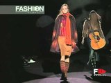 """Anna Sui"" Autumn Winter 1999 2000 New York 2 of 3 pret a porter woman by FashionChannel"