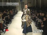 """""""Jean Paul Gaultier"""" Autumn Winter 1999 2000 Paris 7 of 8 pret a porter woman by FashionChannel"""