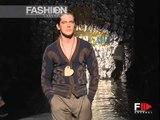 """Vivienne Westwood"" Autumn Winter 2003 2004 Milan 2 of 4 Menswear by FashionChannel"