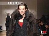 """Byblos"" Autumn Winter 2003 2004 Milan 2 of 3 Menswear by FashionChannel"