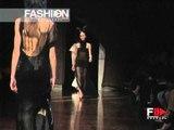 """""""Gianfranco Ferrè"""" Autumn Winter 1999 2000 Milan 4 of 5 pret a porter woman by FashionChannel"""