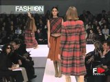 """Alberta Ferretti"" Autumn Winter 1999 2000 Milan 2 of 3 pret a porter woman by FashionChannel"