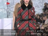 """Tartan   Fashion Trends"" Autumn Winter 2004 2005 by FashionChannel"