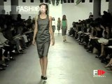 """""""Calvin Klein"""" Spring Summer 1999 New York 2 of 4 pret a porter woman by FashionChannel"""