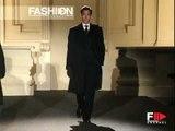 """""""Gianfranco Ferré"""" Autumn Winter 2003 2004 Milan 4 of 4 Menswear by FashionChannel"""