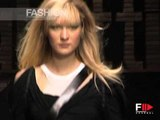 """Laura Biagiotti Roma"" Autumn Winter 2003 2004 Milan 1 of 4 Pret a Porter by FashionChannel.mov"
