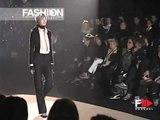 """""""Alessandro Dell'Acqua"""" Autumn Winter 1999 2000 Milan 4 of 4 pret a porter by FashionChannel.mov"""
