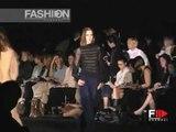 """""""Alessandro Dell'Acqua"""" Autumn Winter 1999 2000 Milan 1 of 4 pret a porter by FashionChannel.mov"""