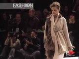 """""""Vivienne Westwood"""" Autumn Winter 2003 2004 Paris 2 of 4 Pret a Porter Woman by FashionChannel"""