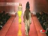"""Roberto Cavalli"" Autumn Winter 1999 2000 Milan 2 of 4 pret a porter woman by FashionChannel"