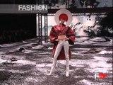 """Alexander McQueen"" Autumn Winter 2003 2004 Paris 3 of 4 Pret a Porter Woman by FashionChannel"