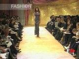 """""""Emanuel Ungaro"""" Autumn Winter 1999 2000 Paris 4 of 4 pret a porter woman by FashionChannel"""