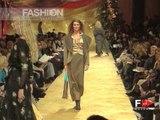 """""""Emanuel Ungaro"""" Autumn Winter 1999 2000 Paris 1 of 4 pret a porter woman by FashionChannel"""