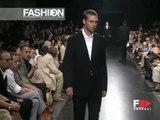 """Costume Homme"" Spring Summer 1999 3 of 3 pret a porter men by FashionChannel"