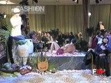 """John Galliano"" Spring Summer 1999 Paris 5 of 5 pret a porter woman by FashionChannel"