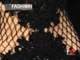 """Anton Giulio Grande"" Spring Summer 1999 Rome 3 of 4 Haute Couture by FashionChannel"
