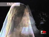 """""""Fausto Sarli"""" Spring Summer 1999 Rome 10 of 10 Haute Couture woman by FashionChannel"""