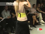 """Gianluca Gabrielli"" Spring Summer 1999 Milan 3 of 3 pret a porter woman by FashionChannel"