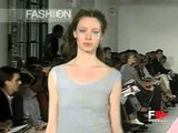 """""""DKNY"""" Spring Summer 1999 New York 1 of 4 pret a porter woman by FashionChannel"""