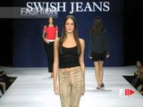 """""""Swish Jeans"""" Spring Summer 1999 Milan 3 of 5 pret a porter woman by FashionChannel"""