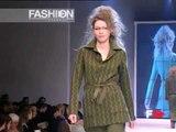 """Angela Missoni"" Autumn Winter 1997 1998 Milan 2 of 4 pret a porter woman by FashionChannel"