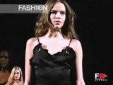 """Emporio Armani"" Autumn Winter 2003 2004 Milan 2 of 3 Pret a Porter Woman by FashionChannel"