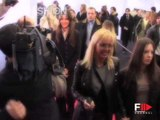 """Roberto Cavalli"" Autumn Winter 2003 2004 Milan Backstage Pret a Porter Woman by FashionChannel"