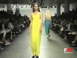 """""""Calvin Klein"""" Spring Summer 1999 New York 4 of 4 pret a porter woman by FashionChannel"""
