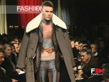 """Jean Paul Gaultier"" Autumn Winter 1998 1999 Paris 3 of 6 pret a porter men by FashionChannel"