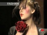 """Franco Ciambella"" Autumn Winter 1998 1999 Rome 4 of 9 Haute Couture woman by FashionChannel"