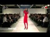 """Bondarev"" Autumn Winter 2012 2013 St. Petersburg 1 of 3 Pret a Porter by FashionChannel.mov"