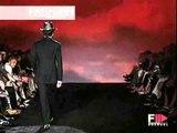 """Gucci"" Spring Summer 2003 Milan Part 3 of 3 Menswear by FashionChannel"