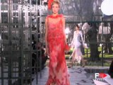 """""""Chanel"""" Spring Summer 2003 Paris Part 2 of 4 Haute Couture by FashionChannel"""
