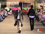 """Dsquared"" Spring Summer 2003 Milan Part 3 of 4 Menswear by FashionChannel"