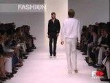 """""""Calvin Klein"""" Spring Summer 2003 Milan Part 1 of 2 Menswear by FashionChannel"""