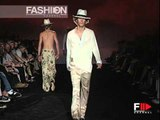 """Gucci"" Spring Summer 2003 Milan Part 2 of 3 Menswear by FashionChannel"
