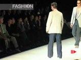 """Emporio Armani"" Spring Summer 1998 Milan 1 of 3 pret a porter men by FashionChannel"