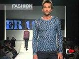 """Missoni"" Spring Summer 1998 Milan 3 of 3 pret a porter men by FashionChannel"
