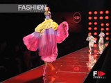 """""""Christian Dior"""" Spring Summer 2003 Paris Part 2 of 5 Haute Couture by FashionChannel"""