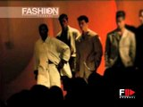 """Gianfranco Ferrè"" Spring Summer 1998 Milan 1 of 4 pret a porter men by FashionChannel"
