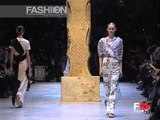 """Issey Miyake"" Spring Summer 2003 Paris 5 of 5 Pret a Porter Woman by FashionChannel"