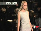 """""""Calvin Klein"""" Spring Summer 1998 New York 3 of 5 pret a porter woman by FashionChannel"""