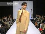 """Maurizio Bonas"" Spring Summer 1998 Milan 1 of 3 pret a porter men by FashionChannel"