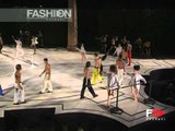 """""""Gianni Versace"""" Spring Summer 1998 Milan 1 of 3 pret a porter men by Fashion Channel"""