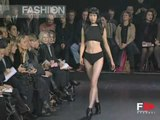 """""""Costume National"""" Spring Summer 1998 Paris 2 of 3 pret a porter woman by FashionChannel"""